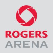 Rogers Arena Logo