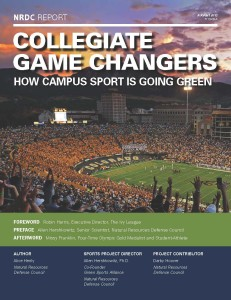 NRDC Report - Collegiate Game Changers