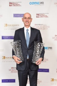 NBA Commissioner Adam Silver Photo by: Marc Bryan-Brown