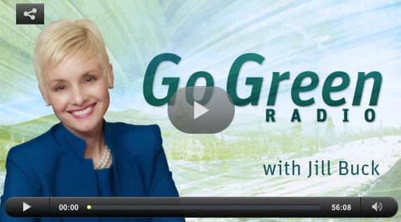 Go Green Radio Interview-2015.08.07