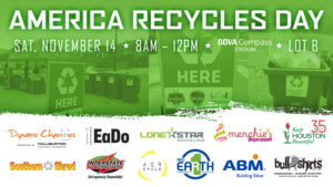 BBVA Compass Stadium & Houston Dynamo Host America Recycles