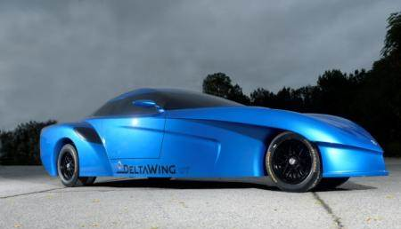 Image provided by DeltaWing Technology Group