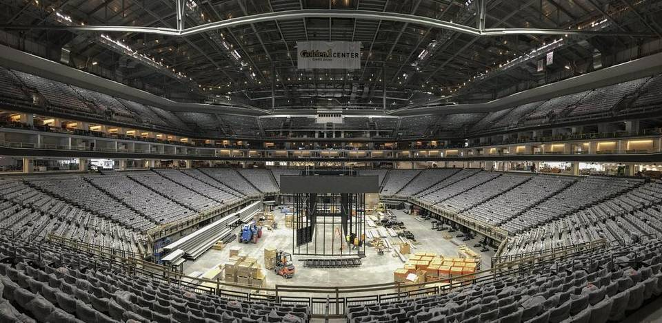 Golden 1 Center The Greenest Arena In U S
