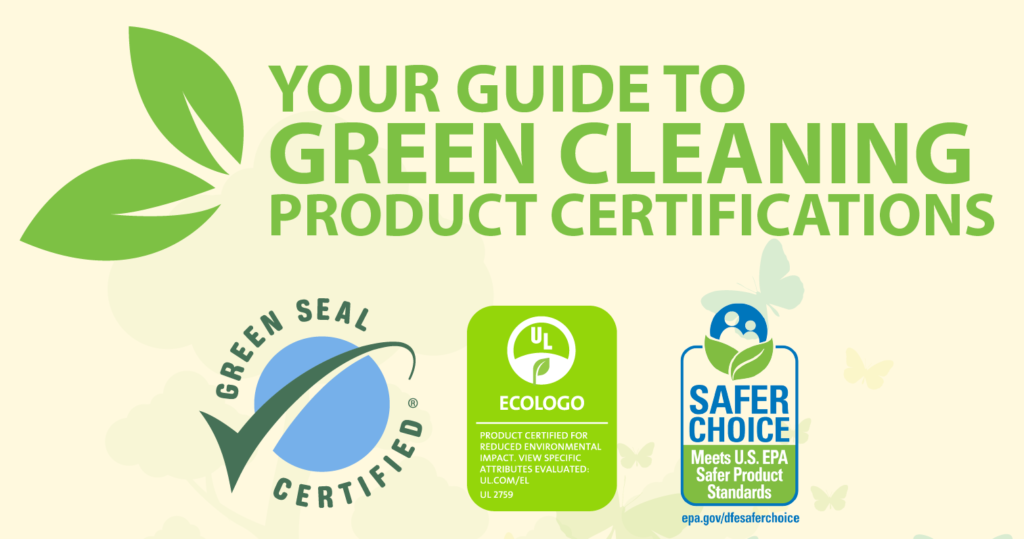Green Cleaning Certifications