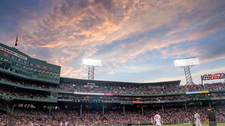 Michael Ivins | Boston Red Sox | Getty images