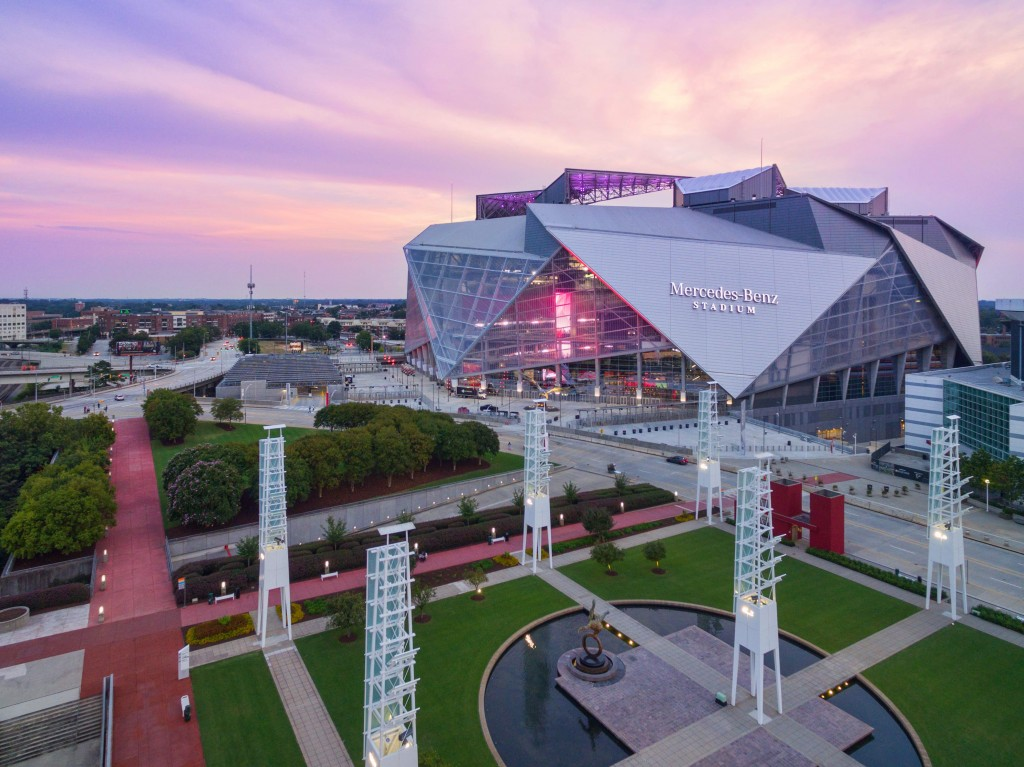Photo Credit: Mercedes-Benz Stadium