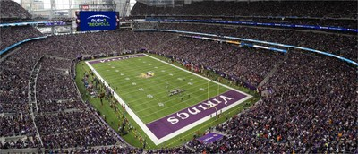 Environment scores big win with zero-waste legacy project at Super Bowl LII (PRNewsfoto/PepsiCo)