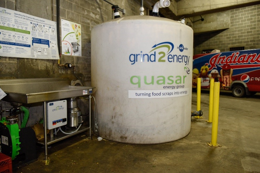 Progressive Field -- Grind 2 Energy