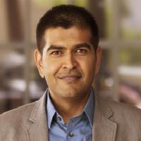 dhruv Patel headshot