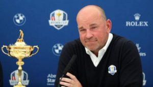 Danish golfer Thomas Bjorn is the European captain for this edition of the Ryder Cup.