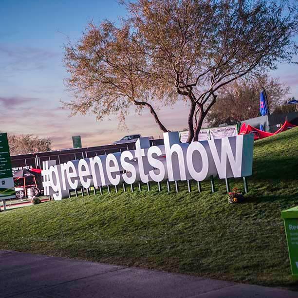 greenest show