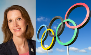 Nicoletta Piccolrovazzi, from Dow Chemical, talks about taking material science to the Olympics.