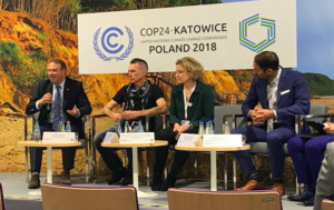 The COP24 KATOWICE - United Nations Climage Change Conference in Poland