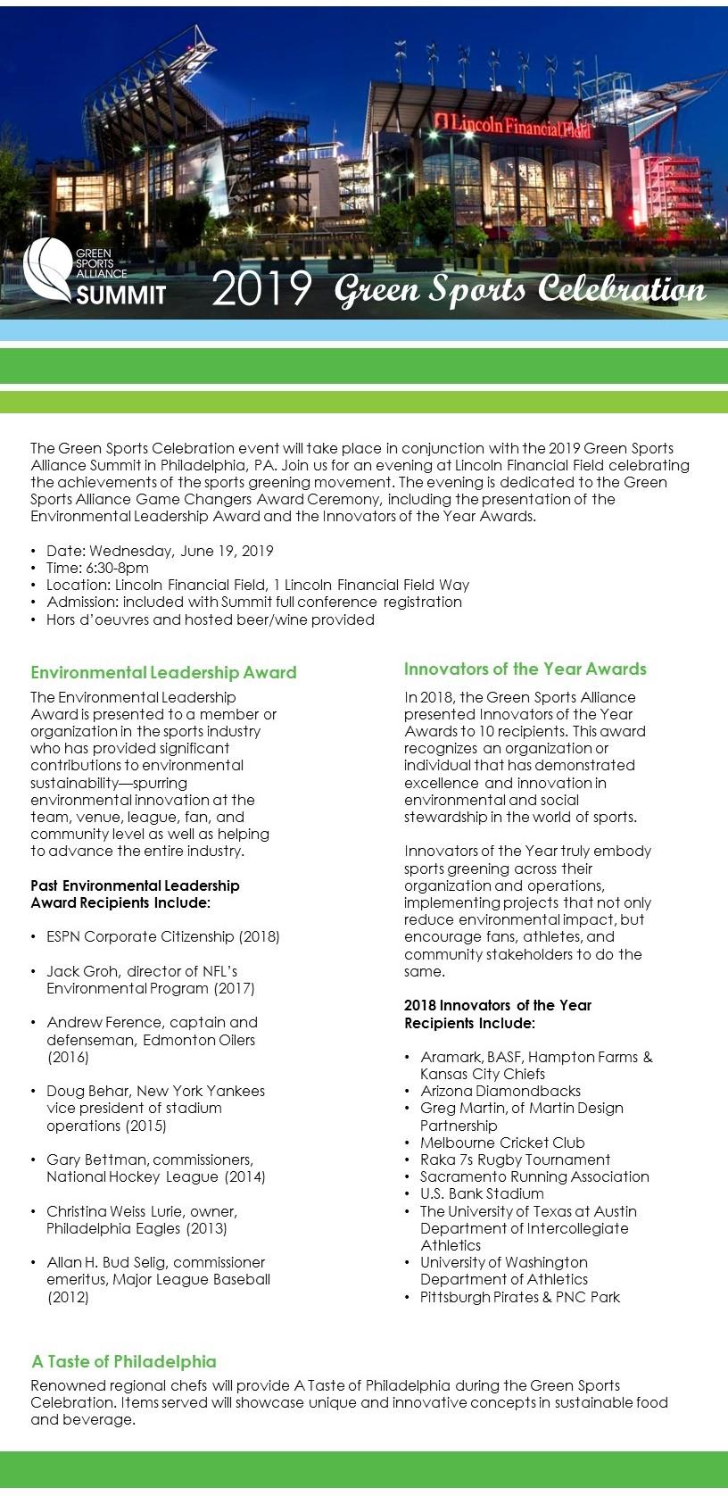 https://greensportsalliance.org/wp-content/uploads/2019/05/2019-Celebration-Overview-for-Webpage.jpg